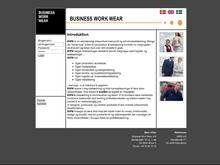 B.W.W. Business Work Wear