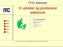 I.T.C. Intercon ApS